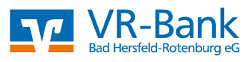 Sponsor: VR-Bank Bad Hersfeld Rotenburg